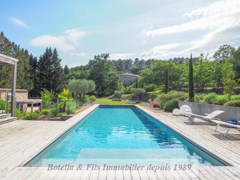 Immobile residenziali di prestigio casa Barjac 795000€ - Fotografia 3