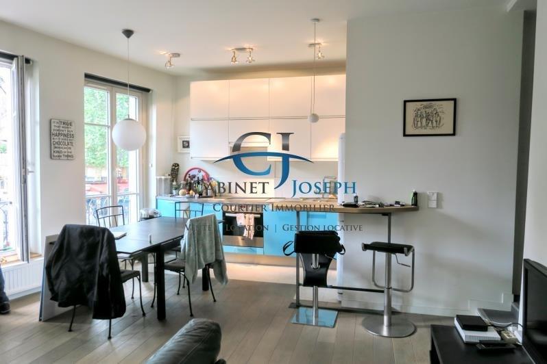 Sale apartment Paris 2ème 650000€ - Picture 4