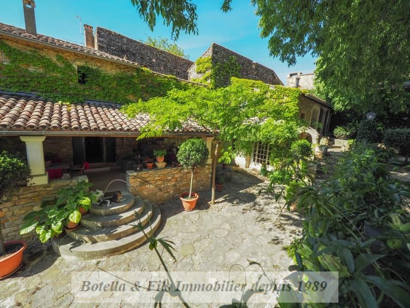 Immobile residenziali di prestigio casa Uzes 1200000€ - Fotografia 15