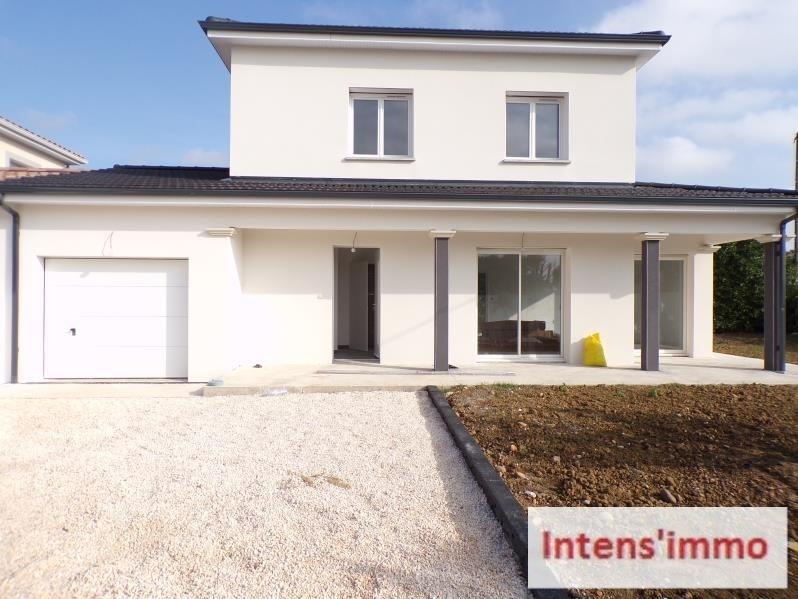 Sale house / villa St marcel les valence 375000€ - Picture 1