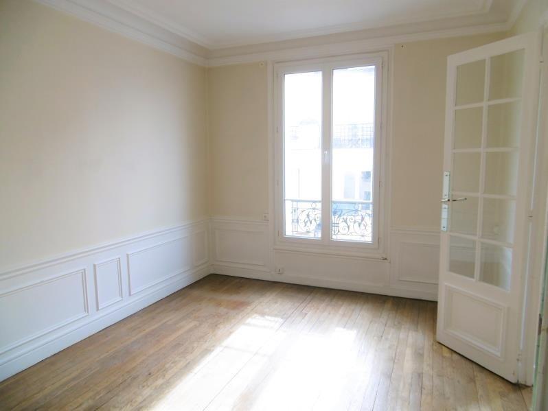 Rental apartment Levallois perret 1353€ CC - Picture 2