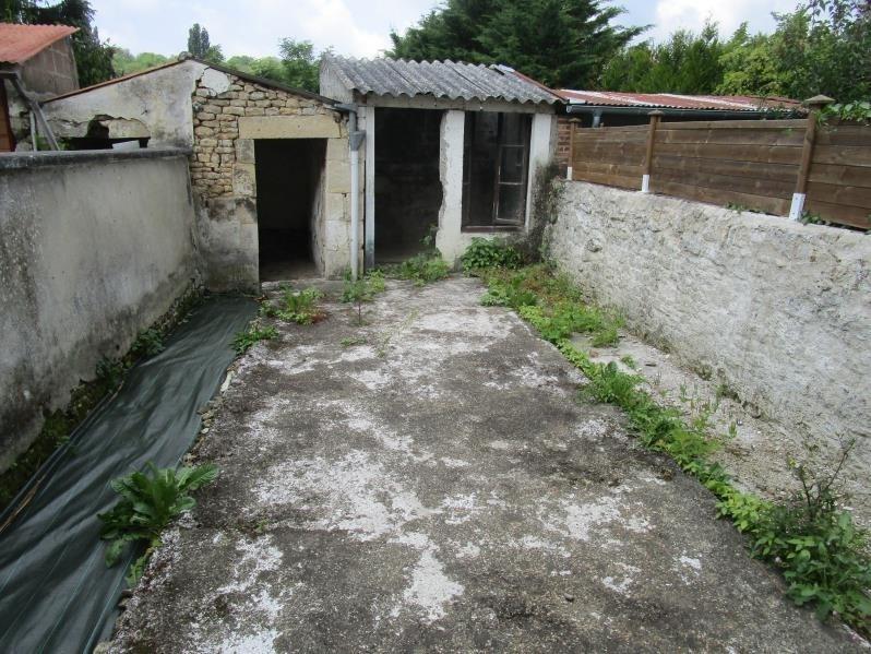 Vente maison / villa St maixent l ecole 55620€ - Photo 10