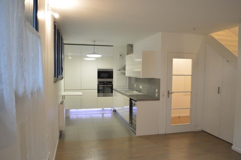 Venta  apartamento Levallois perret 845000€ - Fotografía 2