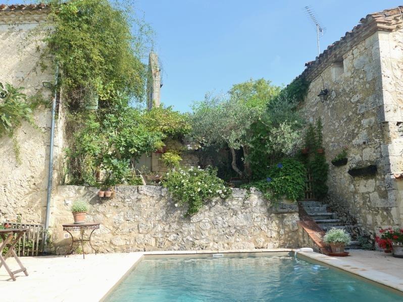 Sale house / villa St clar proche 330000€ - Picture 2