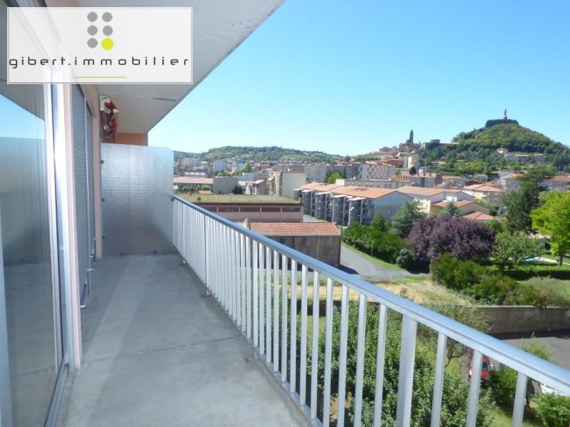 Rental apartment Le puy en velay 516,79€ CC - Picture 1