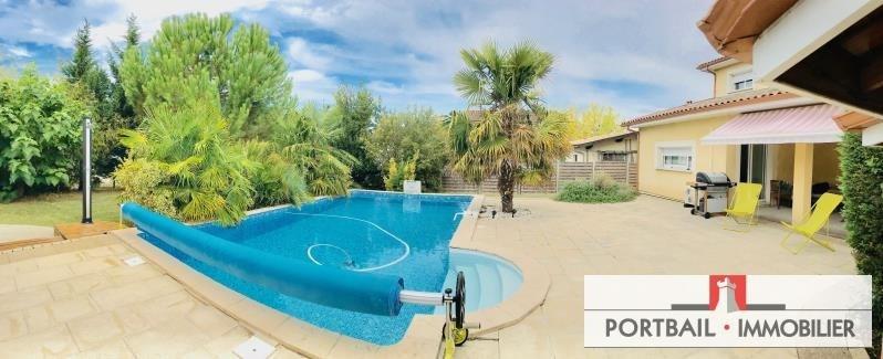 Sale house / villa Bassens 484000€ - Picture 1