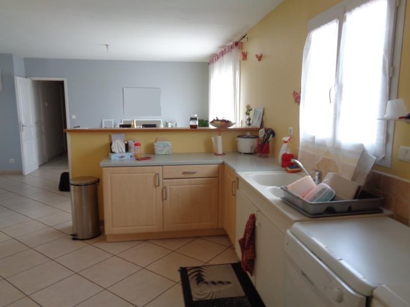 Vente maison / villa Pamproux 110000€ - Photo 3