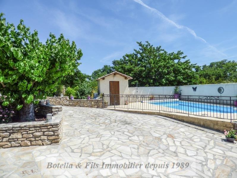 Vente maison / villa Barjac 285000€ - Photo 14