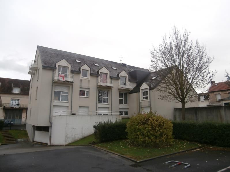 Investment property apartment Caen 101000€ - Picture 1