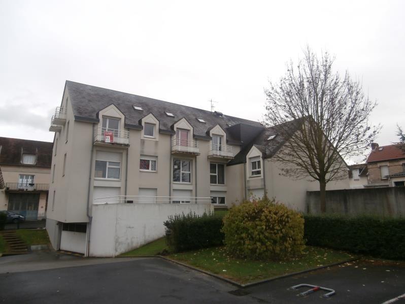 Produit d'investissement appartement Caen 101000€ - Photo 1