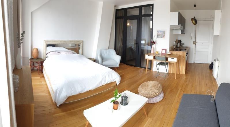 Sale apartment Paris 17ème 440000€ - Picture 1