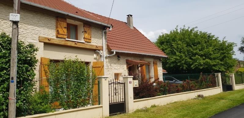 Vente maison / villa Entrains sur nohain 139750€ - Photo 1
