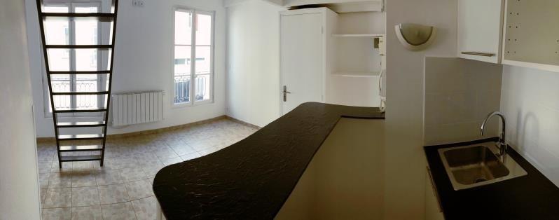 Sale apartment Paris 18ème 227000€ - Picture 4