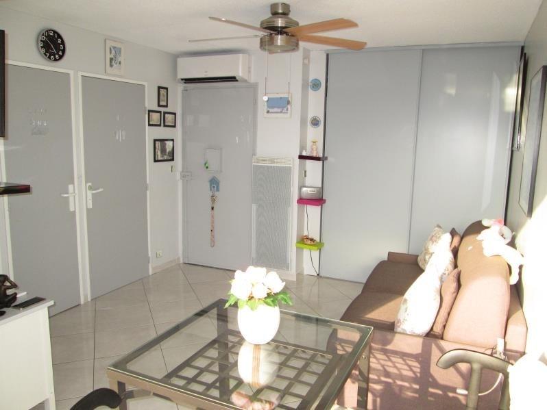 Sale apartment Balaruc les bains 126500€ - Picture 4