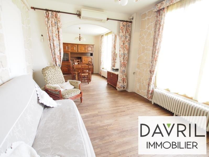 Vente maison / villa Conflans ste honorine 399500€ - Photo 2
