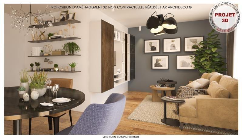 Revenda apartamento Metz 187000€ - Fotografia 4