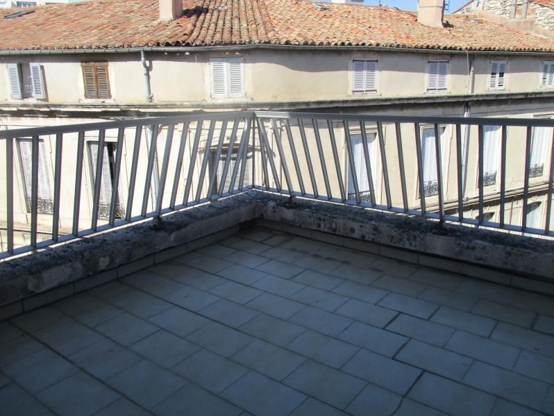 Rental apartment Nimes 500€ CC - Picture 1