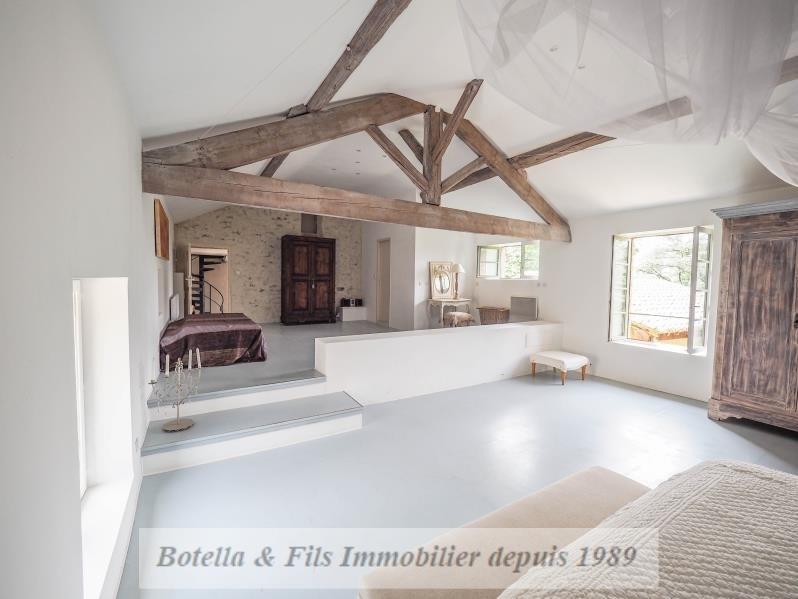 Verkoop van prestige  huis Uzes 849000€ - Foto 8