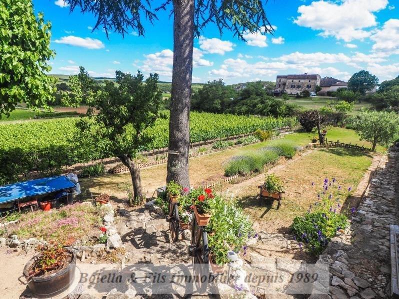 Vente maison / villa Barjac 225000€ - Photo 1