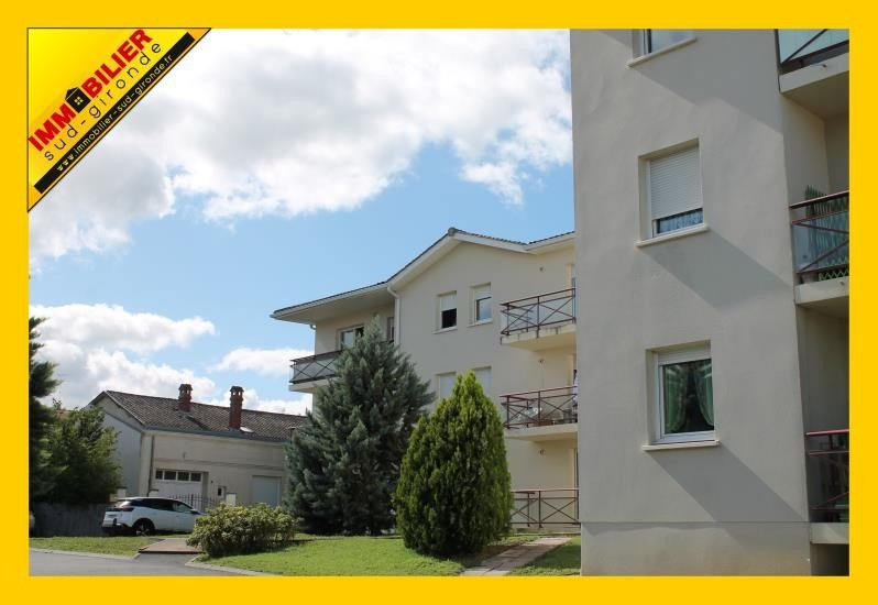 Vente appartement Langon 134 500€ - Photo 1