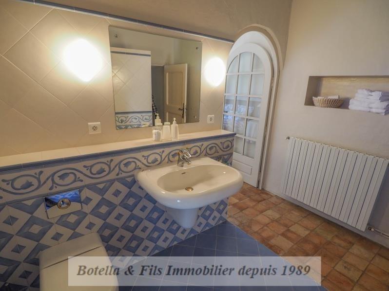 Immobile residenziali di prestigio casa Uzes 1100000€ - Fotografia 18