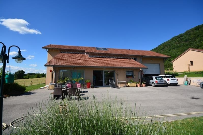 Deluxe sale house / villa Hieres sur amby 550000€ - Picture 1