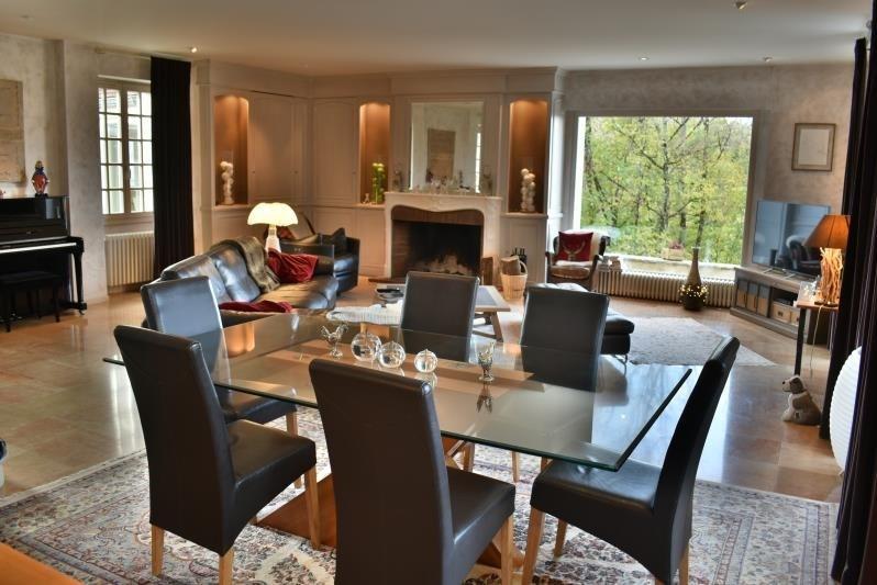 Vente de prestige maison / villa Chatillon le duc 987000€ - Photo 4