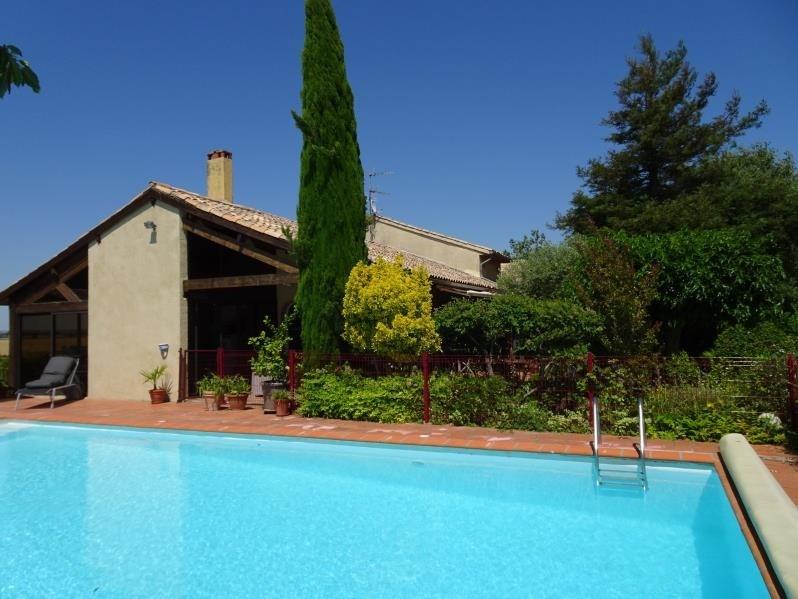 Deluxe sale house / villa Aussonne 540000€ - Picture 1
