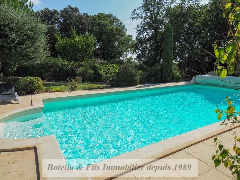 Verkauf von luxusobjekt haus Uzes 535000€ - Fotografie 12