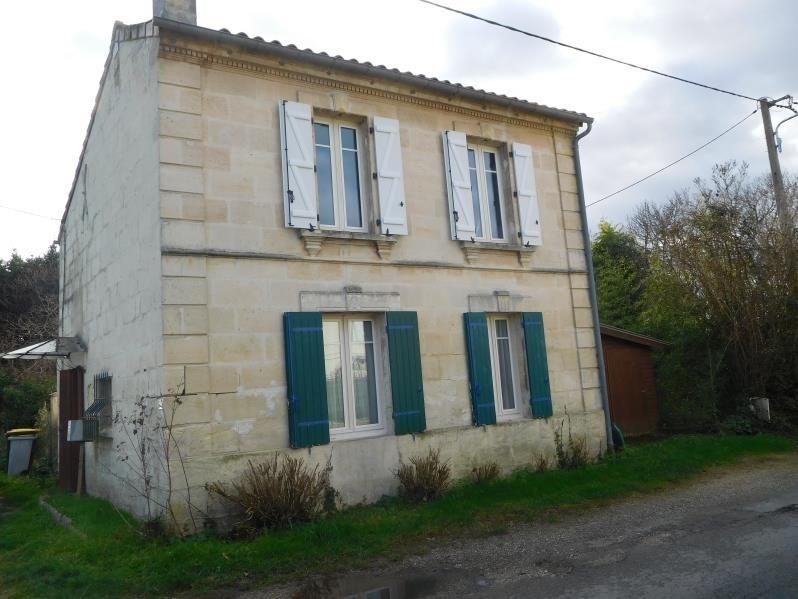 Location maison / villa St andre de cubzac 689€ CC - Photo 1