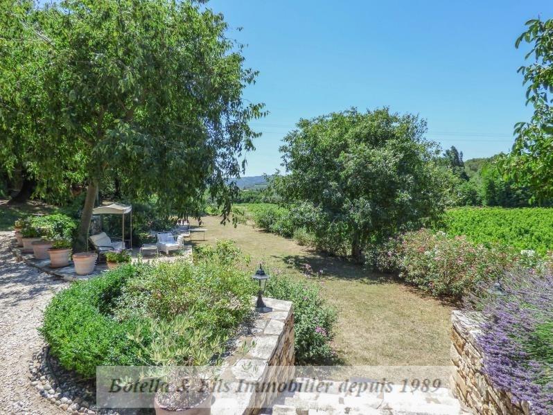 Vente de prestige maison / villa Uzes 695000€ - Photo 4