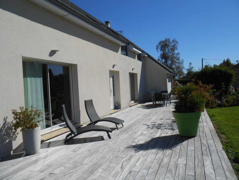 Sale house / villa Le theil en auge 399000€ - Picture 1