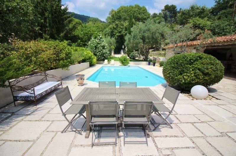Vente de prestige maison / villa Le tignet 698000€ - Photo 5