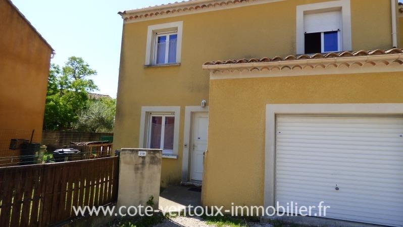 Vente maison / villa Carpentras 230000€ - Photo 4