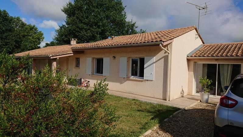 Sale house / villa St laurent d'arce 242500€ - Picture 1