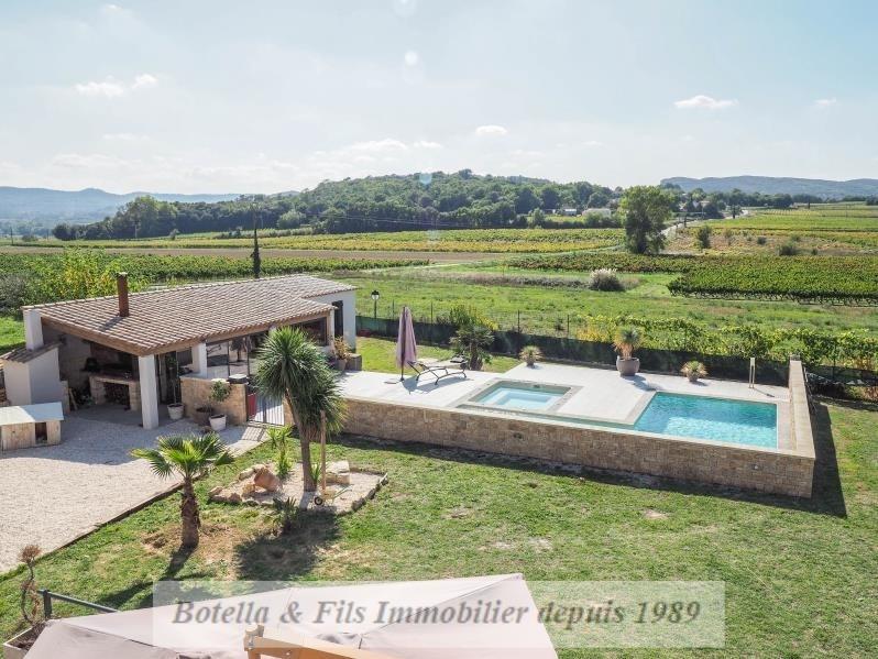 Venta de prestigio  casa Goudargues 580000€ - Fotografía 11