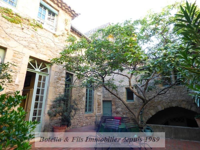 Immobile residenziali di prestigio casa Uzes 399000€ - Fotografia 11