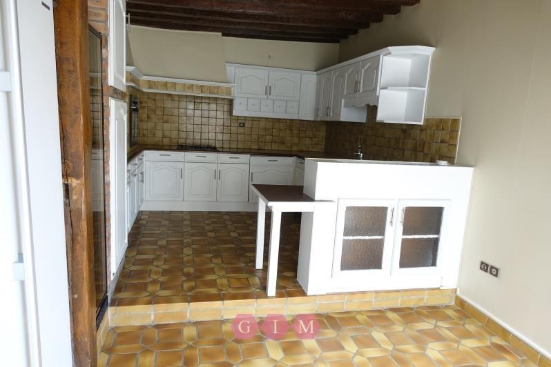 Rental house / villa Maurecourt 1415€ CC - Picture 3