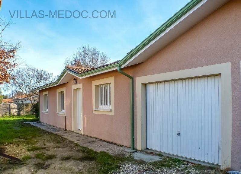 Vente maison / villa Grayan et l hopital 176000€ - Photo 1