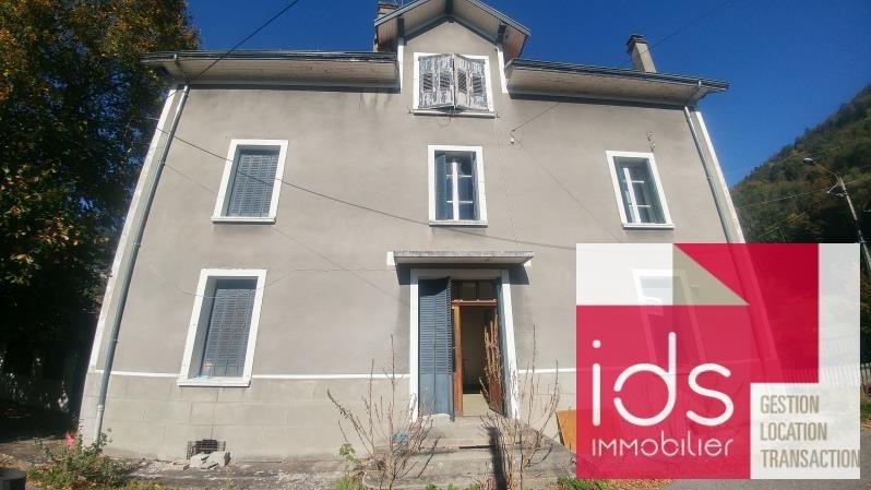 Vendita casa Allevard 130000€ - Fotografia 1