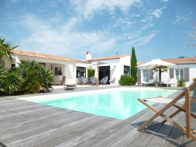 Vente de prestige maison / villa St georges d'oleron 797500€ - Photo 1