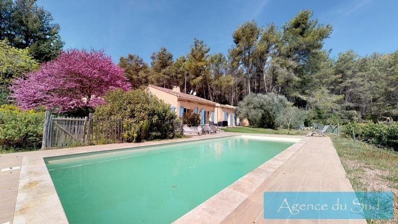 Vente de prestige maison / villa La bouilladisse 670000€ - Photo 1