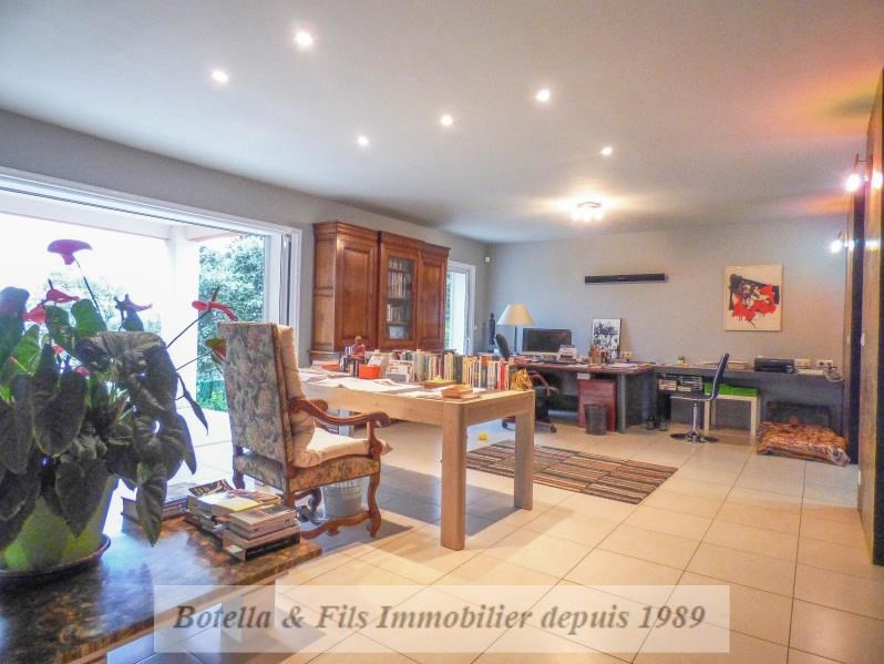 Verkoop van prestige  huis Uzes 560000€ - Foto 3