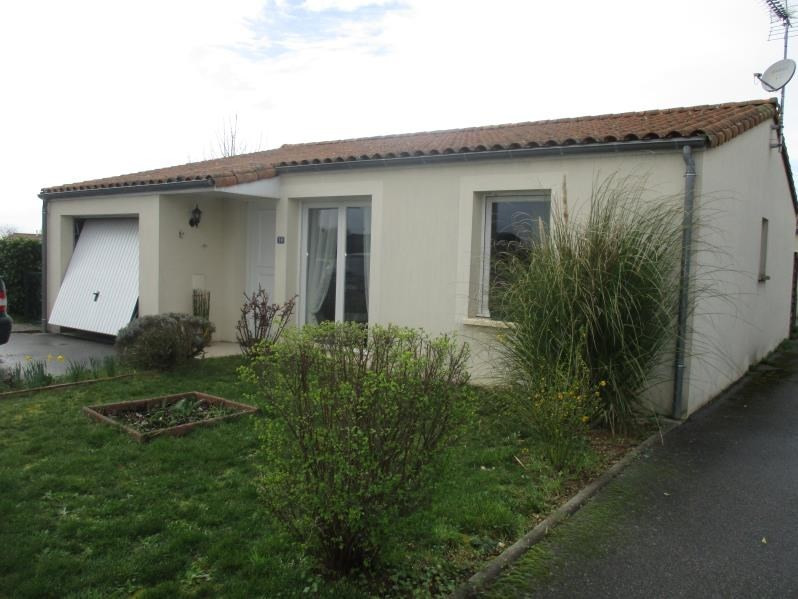 Vente maison / villa Niort 129 000€ - Photo 1