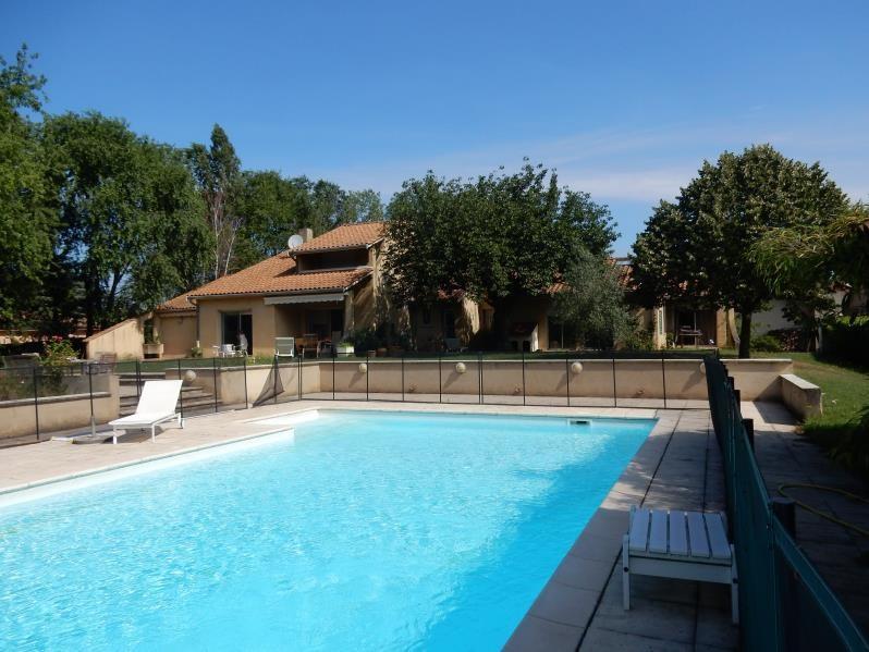 Verkauf von luxusobjekt haus Roussillon 599000€ - Fotografie 1