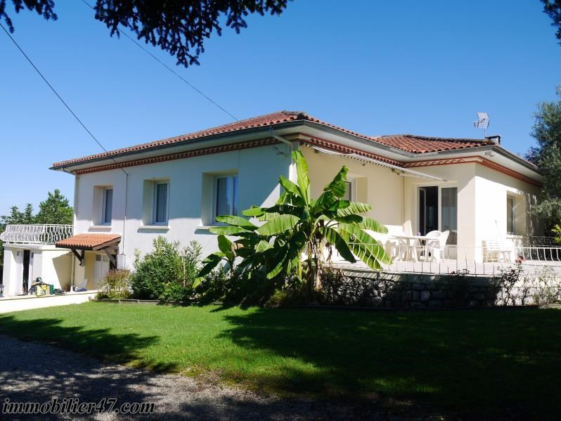 Vente maison / villa Pujols 299 000€ - Photo 1