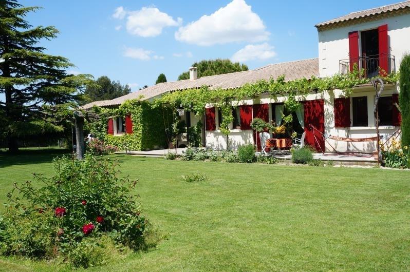 Verkauf von luxusobjekt haus St remy de provence 1155000€ - Fotografie 3