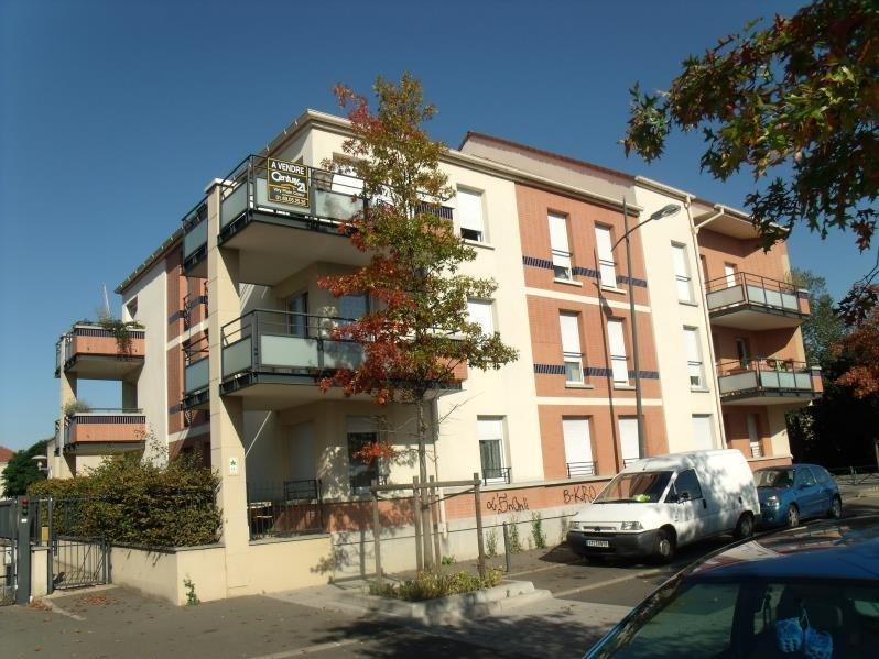 Sale apartment Grigny 125000€ - Picture 1
