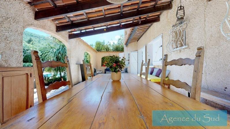 Vente de prestige maison / villa Mimet 630000€ - Photo 4