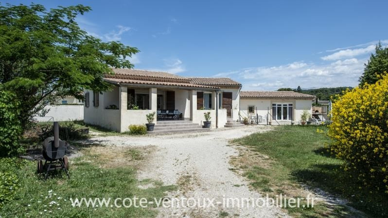 Vente maison / villa Mazan 375 000€ - Photo 4